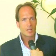 il presidente Christian Del Bono