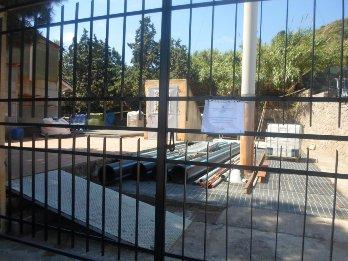 l'impianto di pretrattamento dei liquami di Lipari sequestrato