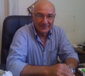 il dott. Santi Alligo