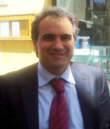 il vicesindaco Gaetano Orto