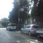 l'area della scuole elementari di Lipari