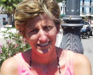 l'assessore regionale al turismo, Michela Stancheris, in estate a Lipari