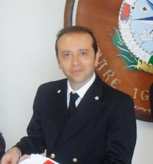 Il comandante del Porto di Lipari Cosimo Bonaccorso