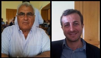 i consiglieri comunali Nuccio Russo e Ugo Bertè