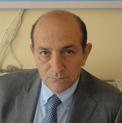 il dott. Gaetano Sirna ( foto Qds), proviene dall'Asp di Catania