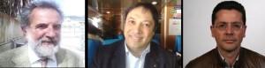 Riccardo Gullo, Maurizio Santisi, Elio De Losa