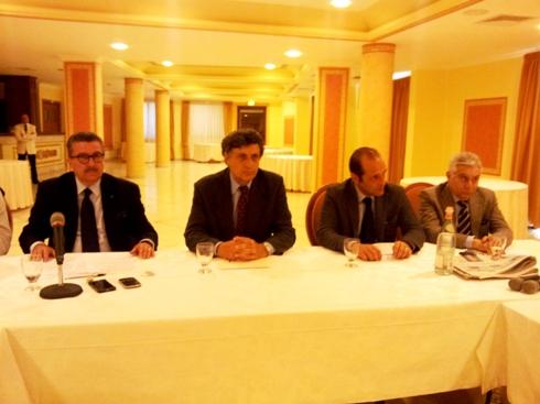Tortorelli , De Francesco e il sindaco Giorgianni