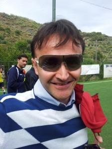 il dirigente Carmelo Sparacino