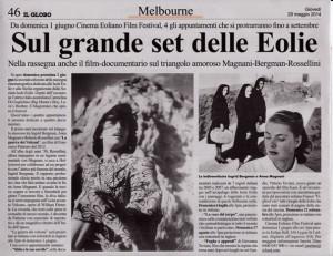Il Globo 29 maggio