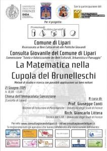 matematica cupola brunelleschi
