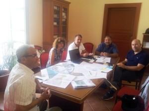 La Commissione urbanistica riunitasi oggi