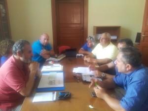 la commissione urbanistica