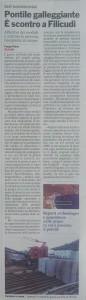 l'articolo sulla Gazzetta del Sud di oggi