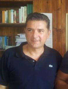Antonio Casilli, presidente Lega Navale sez. Lipari