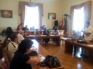 il Consiglio comunale di Lipari