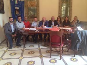 i rappresentanti delle associazioni partecipanti al tavolo tecnico
