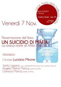 suicidio di mafia