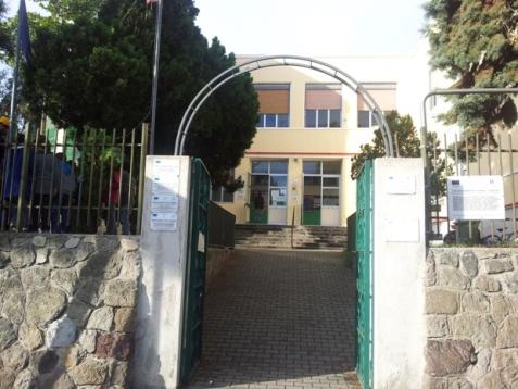 La scuola elementare di Lipari