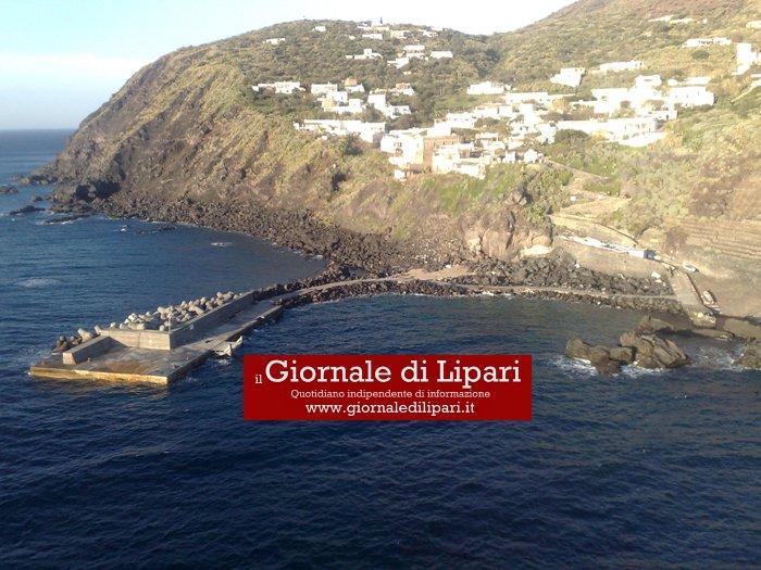 Ginostra porto