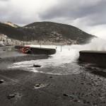 disagi nella Marina Garibaldi a Caneto