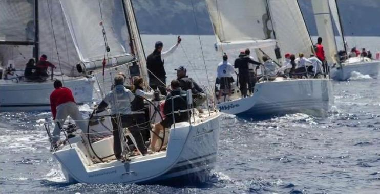 la Eolian Sailing Week torna a Salina