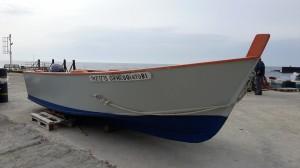 la barca del rollo