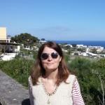 la prof.ssa Mirella Fanti , dirigente del comprensivo Lipari 1