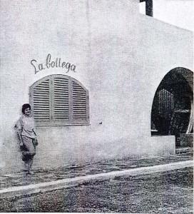 """""""C'è anche una """"boutique"""", a Vulcano. Solo dei sognatori potevano sentire il fascino dell'isola al punto di viverci e di viverne, di farne mezzo di esistenza."""