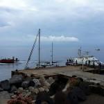 il porto di Alicudi