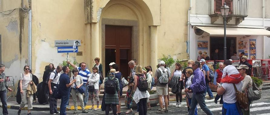 corso turisti