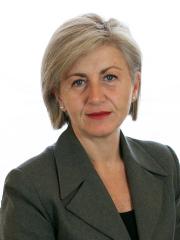 La senatrice Pamela Orrù