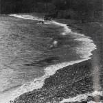 Lipari, la spiaggetta di Portinenti