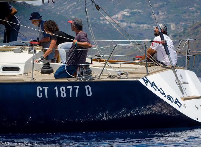 eoliana sailing week mayda vincitrice