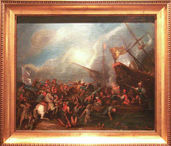 imbarco degli schiavi