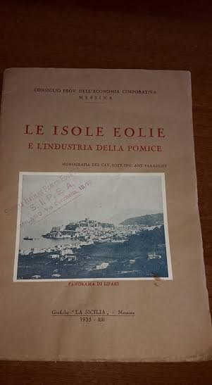 isole eolie pomice