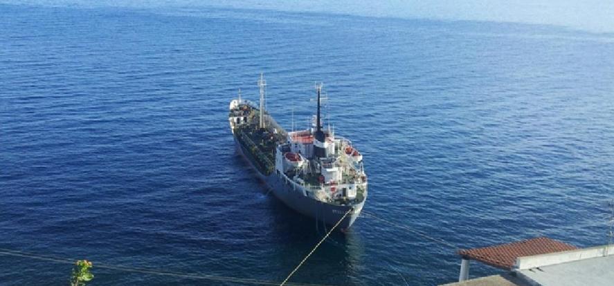 Nel 2015 Lipari dipende ancora dalle navi cisterna