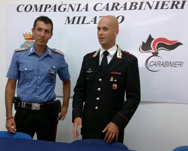 carabinieri vulcano