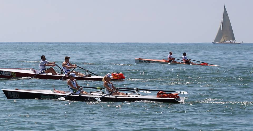 costal rowing