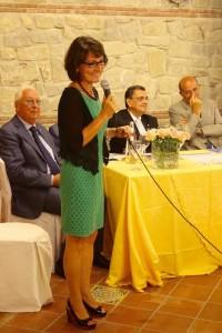 la liparese Caterina Cacace, direttrice Utin Patti