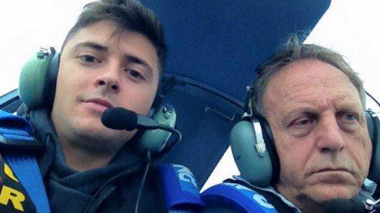 Emanuele e Giuseppe Alabiso, foto gds.it