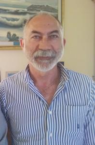 il presidente del Consiglio comunale di Lipari, Adolfo Sabatini