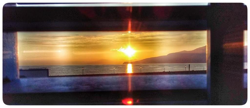 foto tramonto miuccio