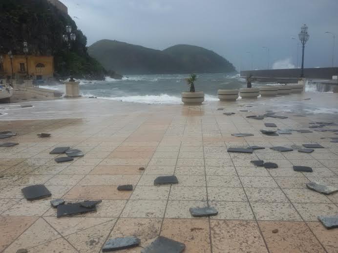 marina corta pavimentazione
