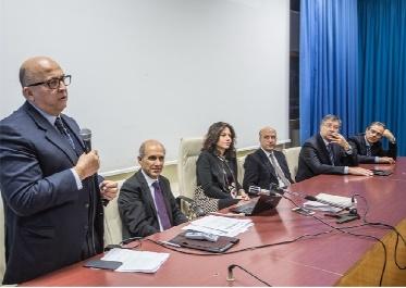 l'intervento del prof. Marco Ferlazzo direttore del Cot