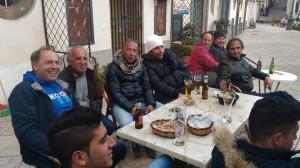 il gruppo che si è aggiudicato lo stendardo di San Bartolo