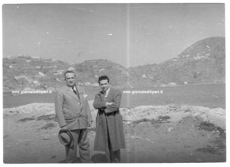 Francesco La Cava e Antonino Costa_ anni Cinquanta
