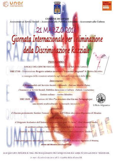 giornata eliminazione discriminazione