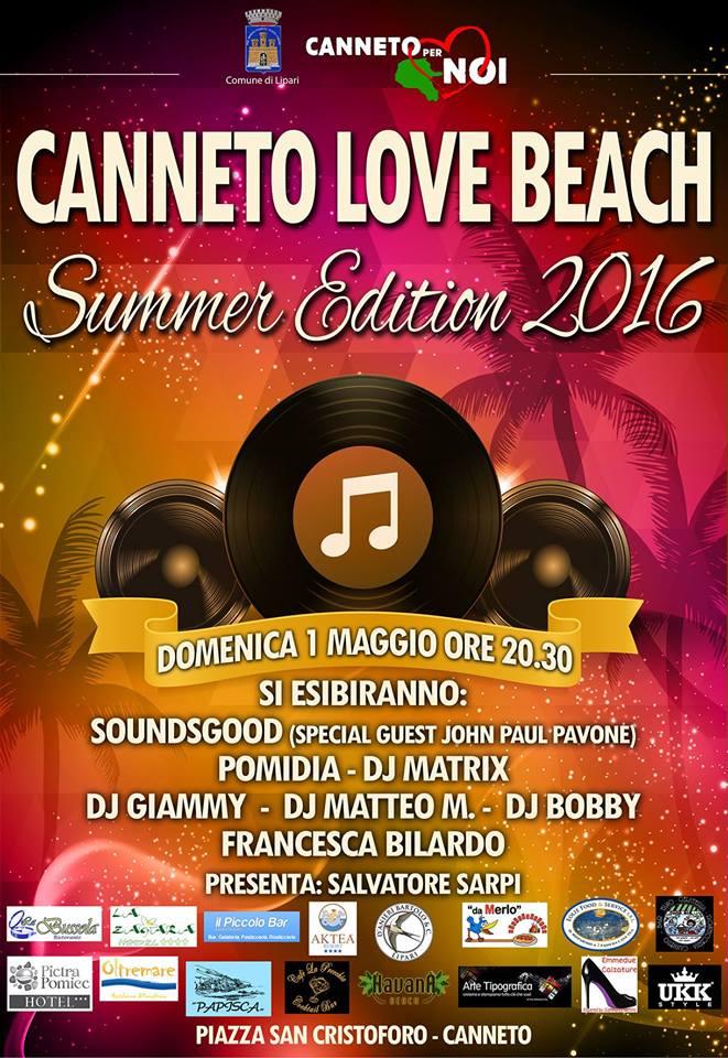 canneto love beach