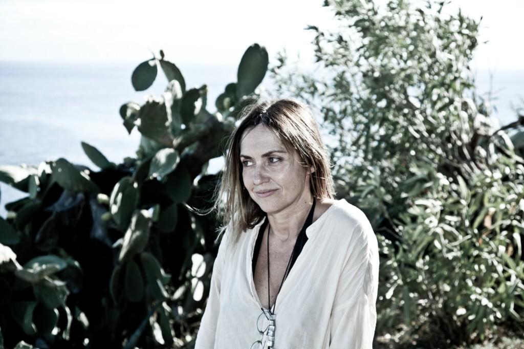 Giovanna Taviani , fondatrice del SalinaDocFest