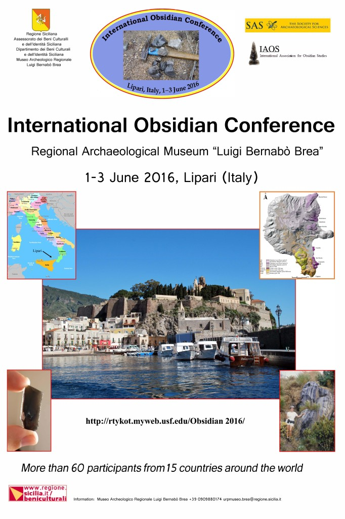conferenza ossidiana